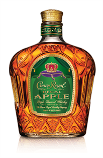 Crown Royal Canadian Whisky Regal Apple...